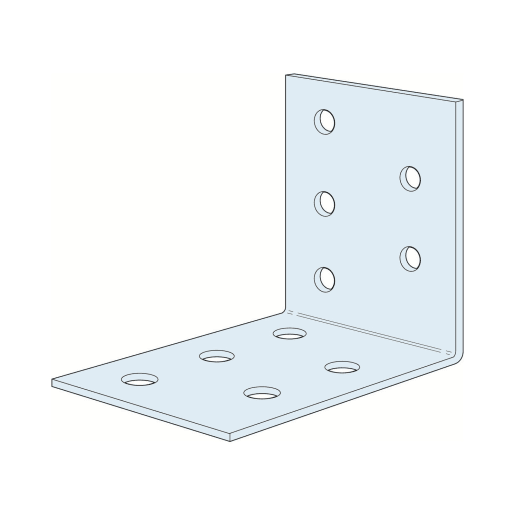 Simpson Strong-Tie Nail Plate Angle Bracket 60 x 40 x 60