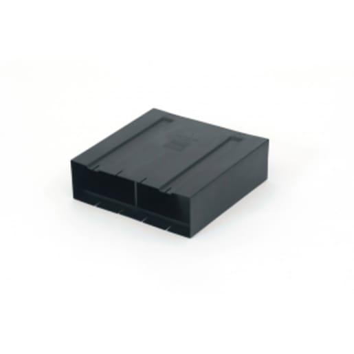Timloc Cavity Sleeve 212 x 67mm Black