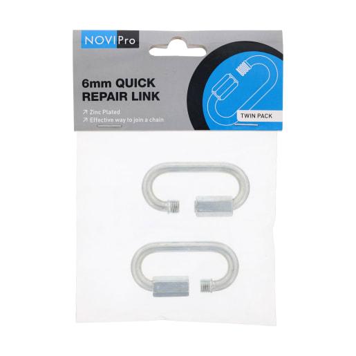 NOVIPro Quick Repair Link 30 x 110 x 6mm Zinc Plated