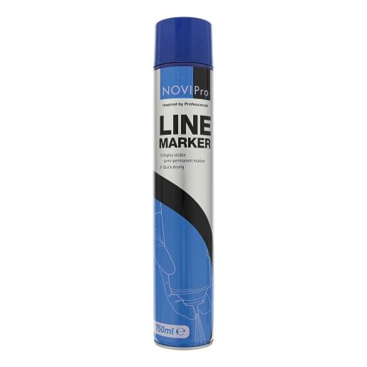 NOVIPro Line Marker Spray 750ml Blue