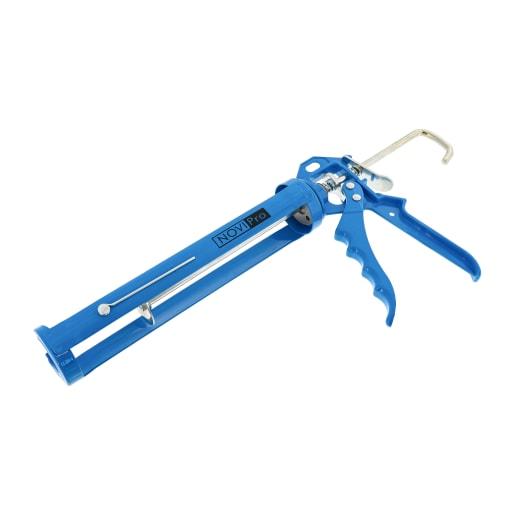 NOVIPro Skeleton Gun Blue 395ml
