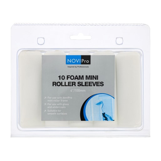 NOVIPro Foam Mini Roller 4
