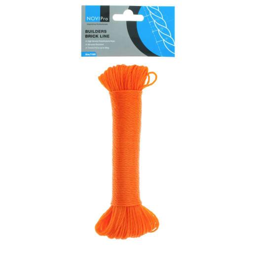 NOVIPro Poly Brick Line 36m Orange