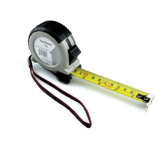 Silverhouse Tape Measure 5m x 19mm