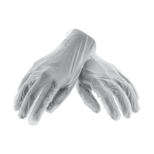 NOVIPro Disposable Glove Clear Box of 100