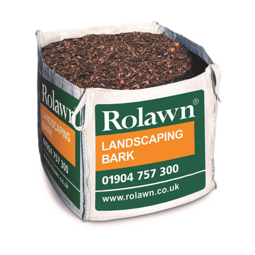 Rolawn Landscaping Bark Chippings Bulk Bag 800kg
