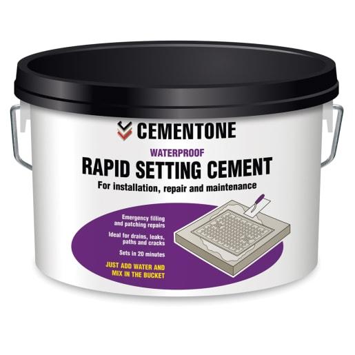 Bostik Cementone Rapid Setting Cement 5kg