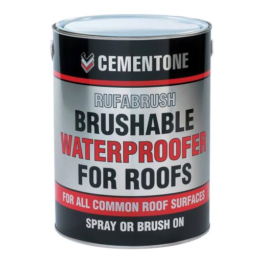 Bostik Cementone Brushable Waterproof 5.0L Black