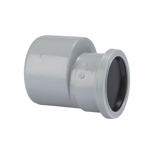 Polypipe Soil And Vent Reducer 110 x 82mm Grey