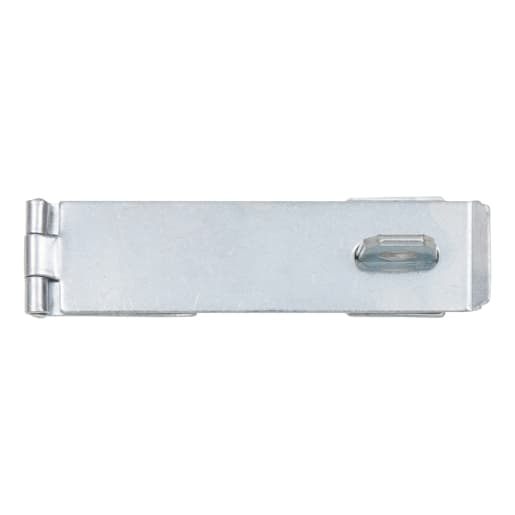 Hasp and Staples 114mm Zinc Plated
