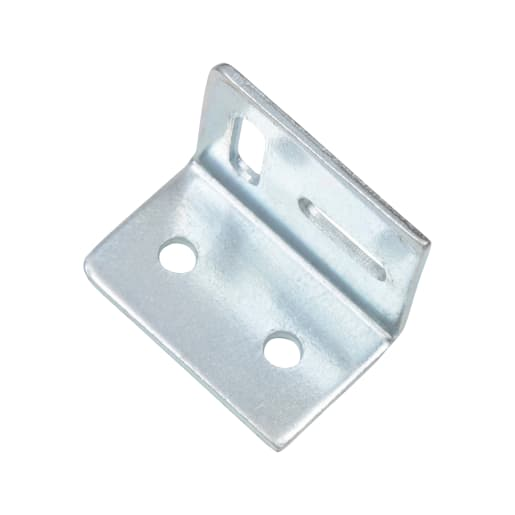 Angle Table Stretcher Plate 38mm Zinc Plated