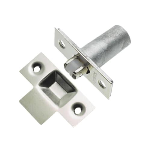 Adjustable Roller Catch 41mm Nickel Plated