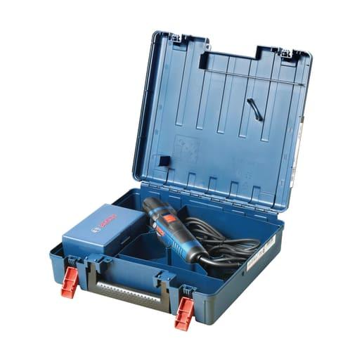Bosch GOP 30-28 240V Starlock Multi Cutter Plus 16 Pieces L-Box Blue