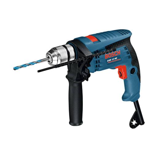 Bosch GSB13RE Professional Impact Drill 240V Blue