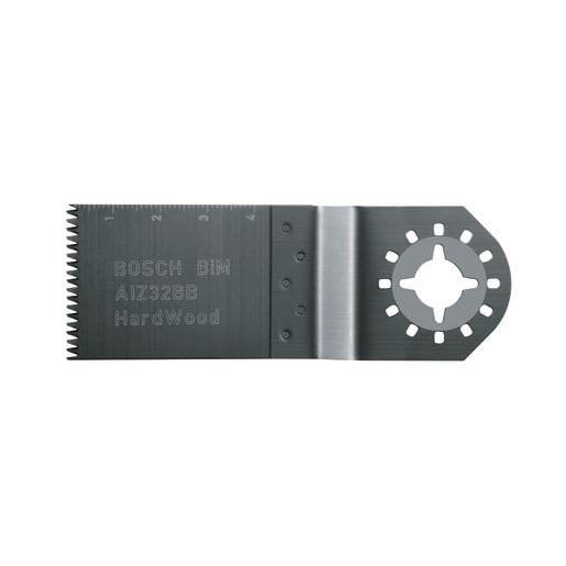 Bosch Plunge-Cutting Saw Blade AIZ 32 BSPB 32mm Black