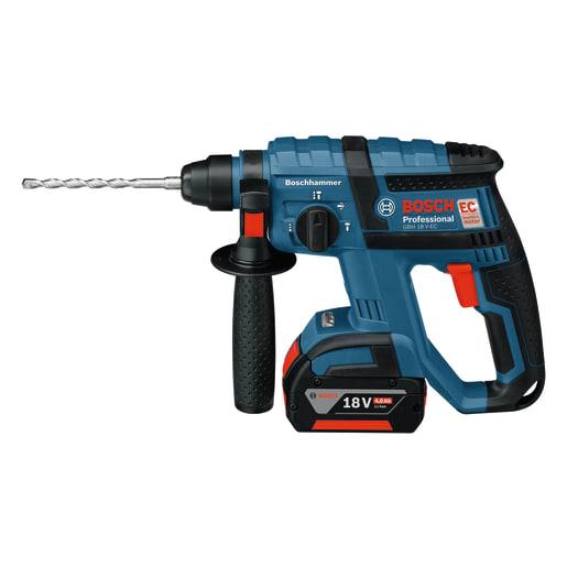 Bosch GBH 18V-EC SDS Hammer Drill 218 x 285mm Blue