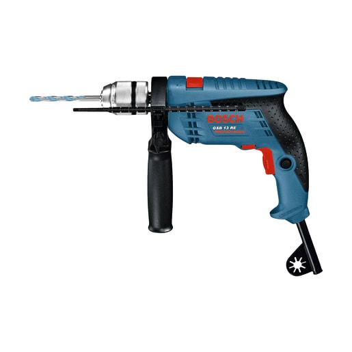 Bosch GSB13RE Professional Impact Drill 110V Blue