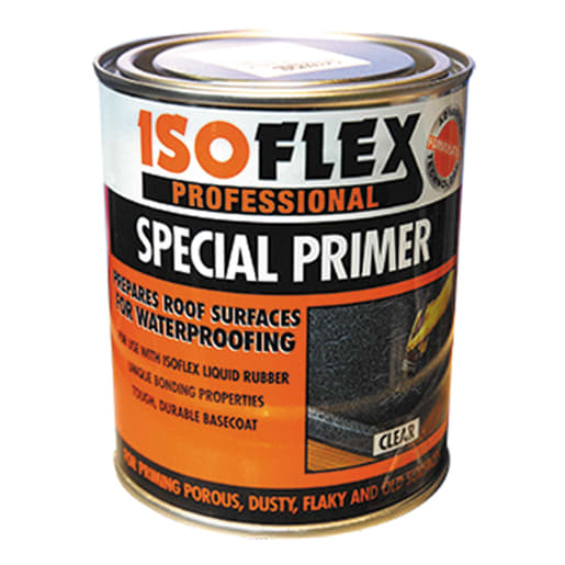 Isoflex Special Primer 750ml Clear