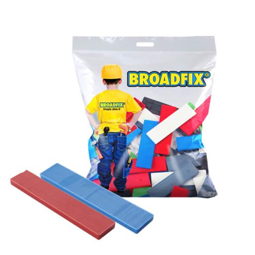 BROADFIX Assorted Flat Packers 100 x 28mm 120 Pieces
