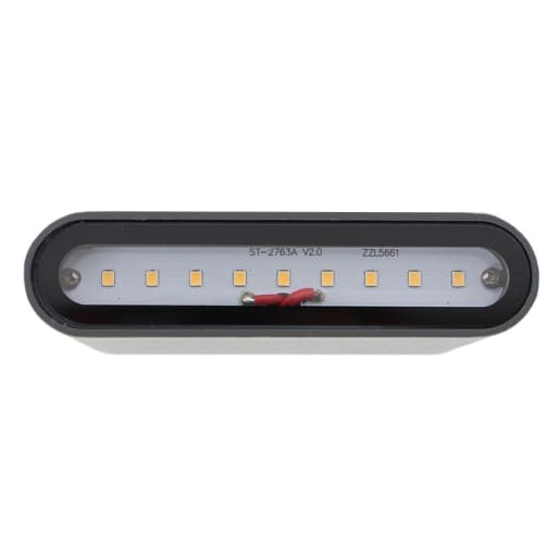 Luceco Exterior Decorative IP54 Wall Light 8W 90 x 115 x 29mm Grey