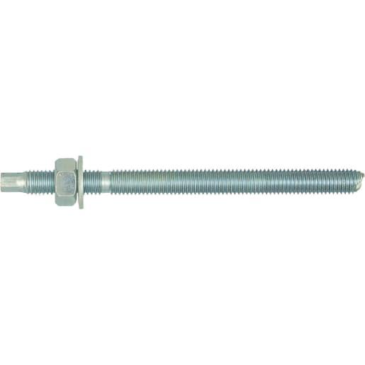 Rawlplug Resin Stud 130 x 10mm Bright Zinc Plated
