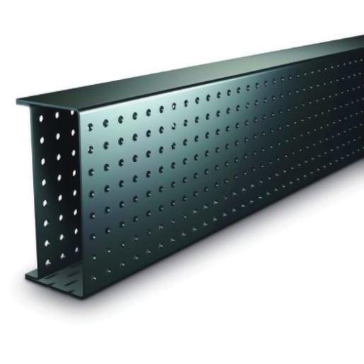 Catnic Internal Wall Box Lintel Standard Duty 1200 x 143 x 100mm Black