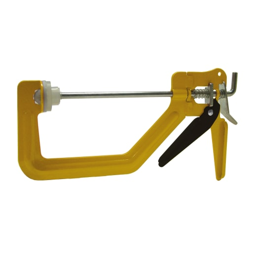 Roughneck One Handed Turbo Clamp 150mm