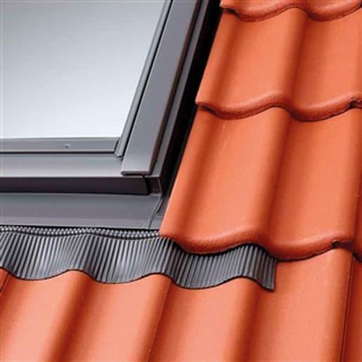 VELUX EDW SK06 0000 Single Flashing for Tile 114 x 118cm