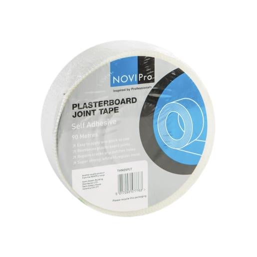 NOVIPro Plasterboard Joint Tape 48mm x 90m