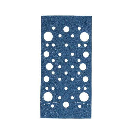 Norton Expert Multi Hole Velcro Backed Sandpaper Grain 40 93 x 185mm