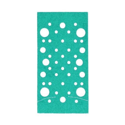 Norton Expert Multi Hole Velcro Backed Sandpaper Grain 80 93 x 185mm