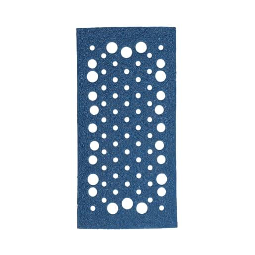 Norton Expert Multi Hole Velcro Backed Sandpaper Grain 40 115 x 230mm