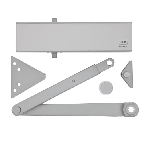 UNION CE24V Variable Size 2-4 Door Closer