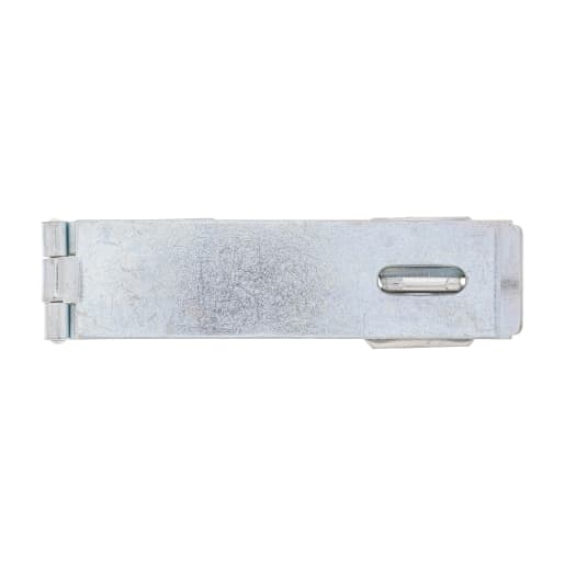 Hasp and Staples 150mm Zinc Plated