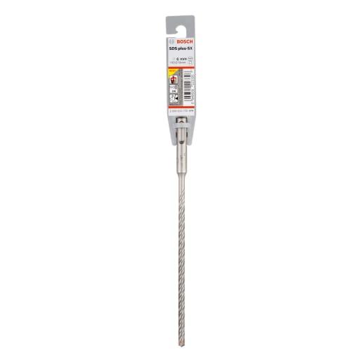 Bosch SDS Plus-5X Drill Bit 210 x 6mm