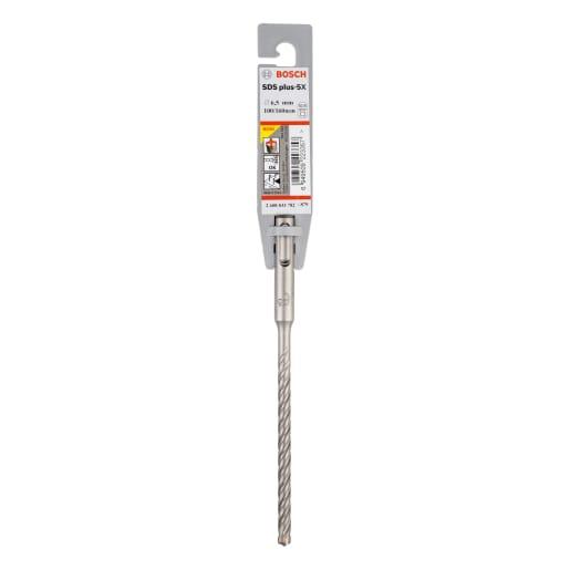 Bosch SDS Plus-5X Drill Bit 160 x 6.5mm