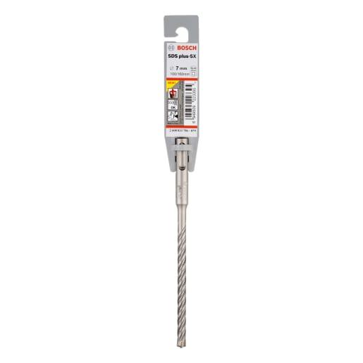 Bosch SDS Plus-5X Drill Bit 160 x 7mm