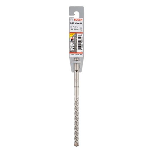 Bosch SDS Plus-5X Drill Bit 160 x 8mm