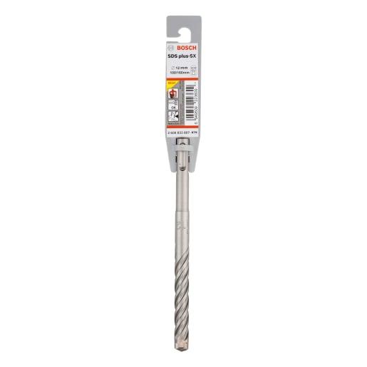 Bosch SDS Plus-5X Drill Bit 160 x 12mm