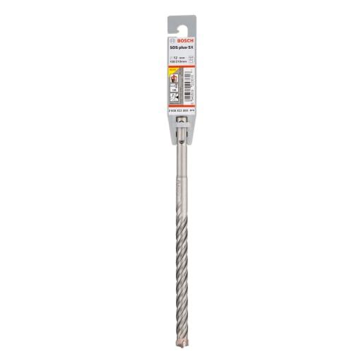 Bosch SDS Plus-5X Drill Bit 210 x 12mm