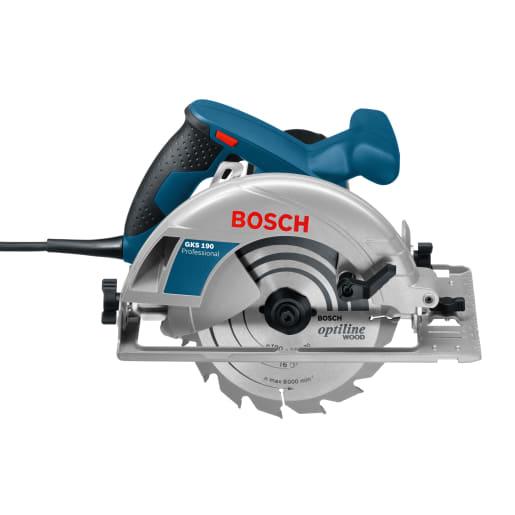 Bosch GKS 190 Hand Held 240V Circular Saw In Case 4.20Kg