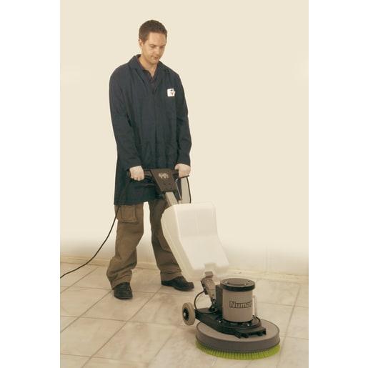 Floor Polisher/Scrubber