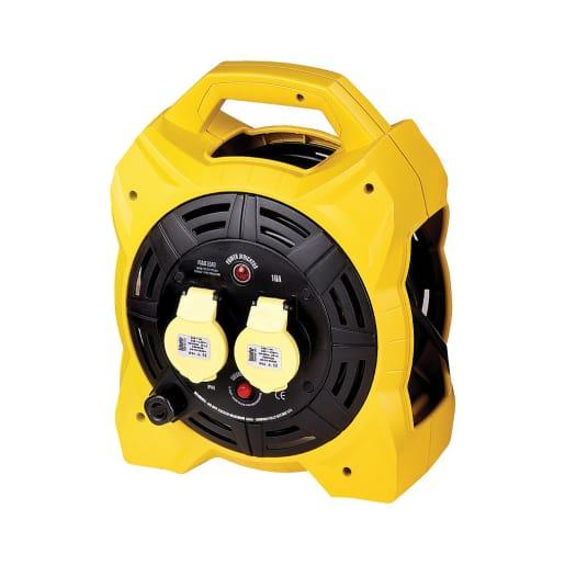 Defender Box Reel 110 V Yellow