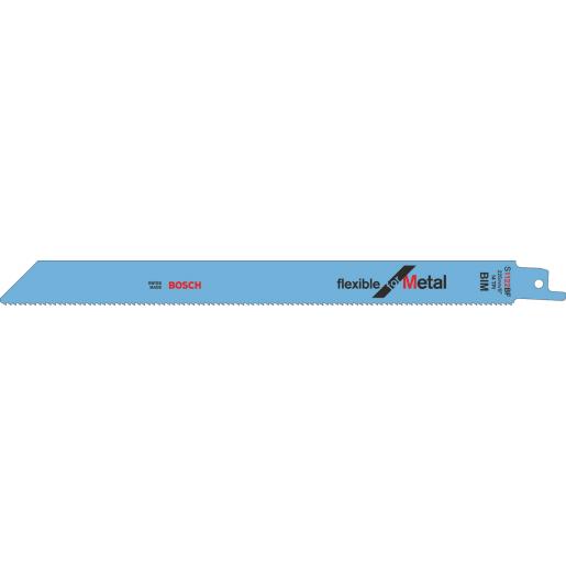 Bosch Jigsaw Blade Flexible For Metal 225mm Blue