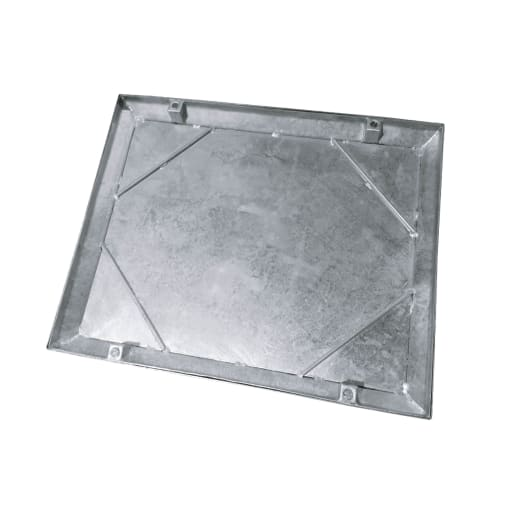 Wrekin Double Seal Recessed Screw Manhole Cover And Frame 600 x 450mm