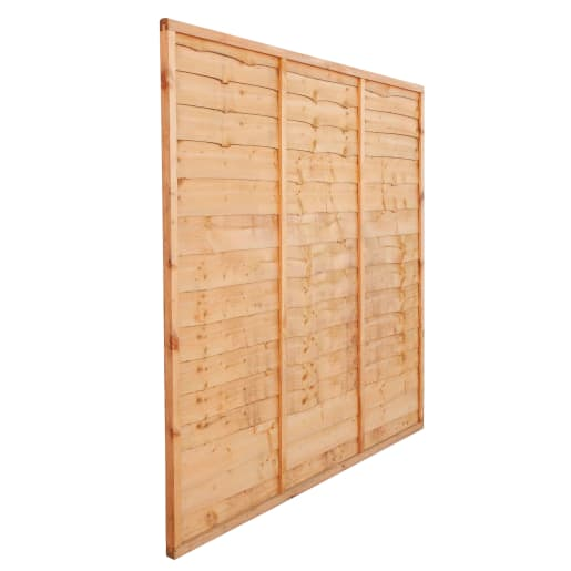 Grange Superior Lap Fence Panel 1.83 x 1.83m