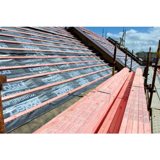 Marley Sawn Roofing Batten JB Red 25 x 38mm PEFC