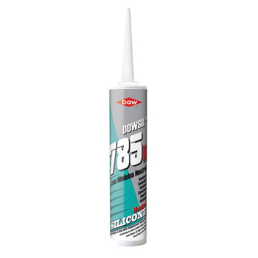 DOWSIL 785N Neutral Sanitary Silicone Sealant Clear 310ml
