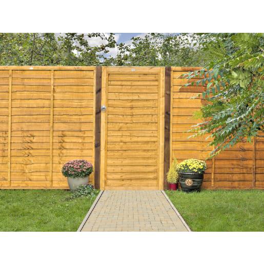 GRANGE Side Entry Lap Gate 1817 x 900mm