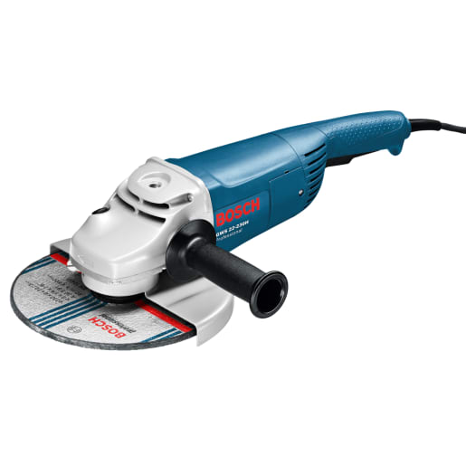 Bosch GWS 22-230 110V Professional Angle Grinder 5.20Kg Blue And White
